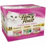 Fancy Feast Chicmen Variety Pack Classic Wet Cat Food (3-oz Can,case Of 24)