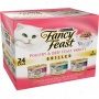 Fancy Feast: Grilled 3-flavor Variety Pack Cat Food, 24 Ct