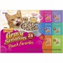 Friskies Wet Gravy Sensations Pouch Favorites Variety-pack Cat Food, 3 Oz, 24-pack