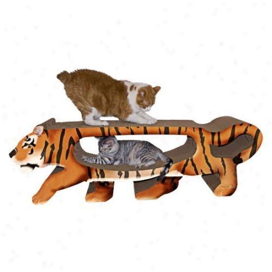 Tiger Scratch N Shape