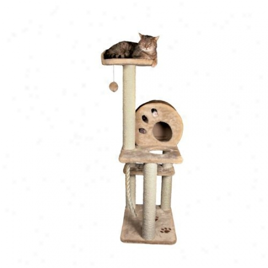 Trixie Angry mood Productz Salamanca Scratching Post