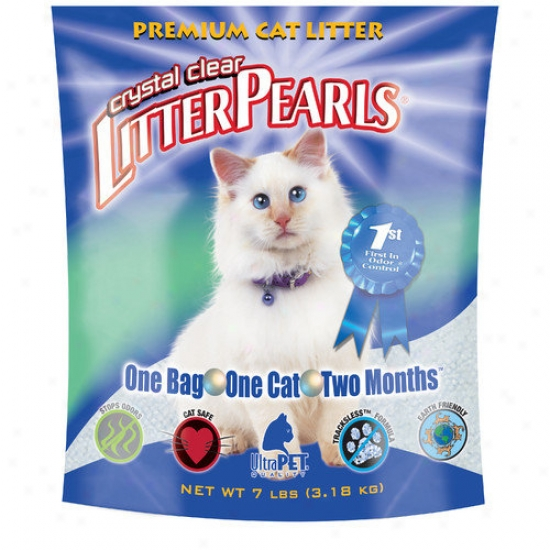 Ultra Pet Crystal Perspicuous Litetr Pearls (7 Lbs)