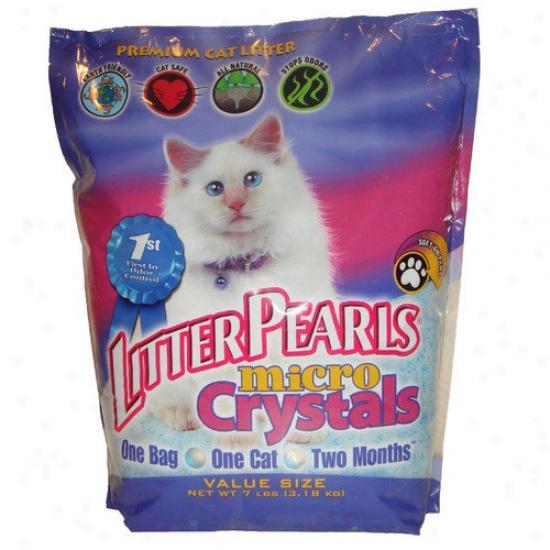 Ultra Pet Micro Crystal Litter Pearls
