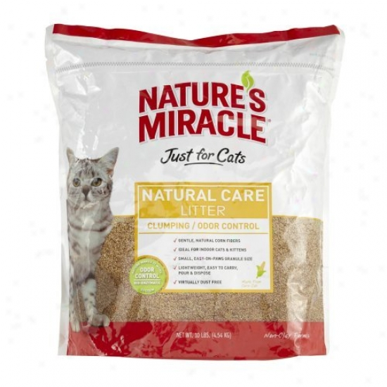 United Pet Group 10 Lb. Corn Cob Natural Care Cat Litter