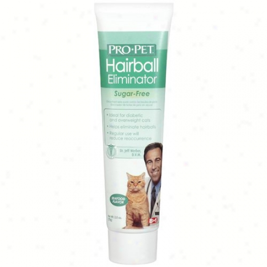 United Fondle Group P-82623 2.5 Oz Hairball Eliminator