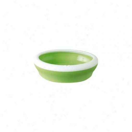 United Pets Gi0500ve Vicci Ct Litterbox- Green