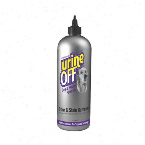 Urine Off! Dog And Puppy Odor And Stain Remover