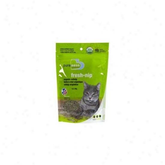 Van Ness Fresh-nip Organic Catnip (1 Oz.)