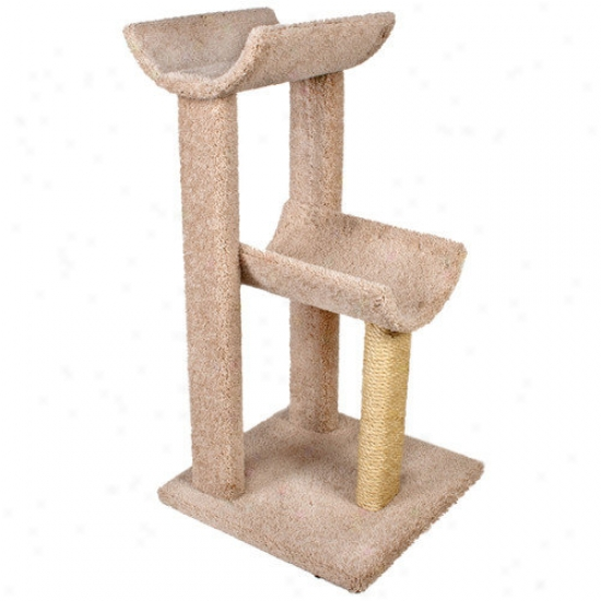 Ware Mfg 38'' Small Kitty Cat Tree