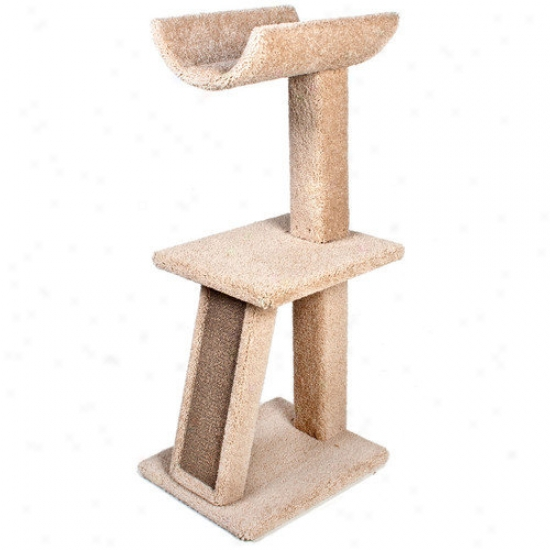 Ware Mfg 40.25'' Kitty Cradle Cat Tree