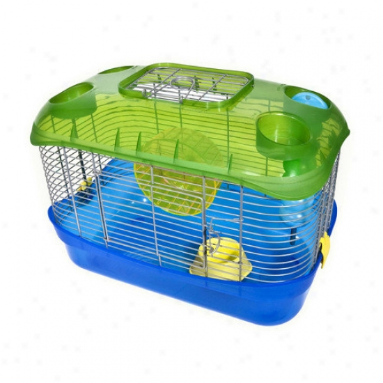 Ware Mfg Critter Universe Eco Small Animal Cage