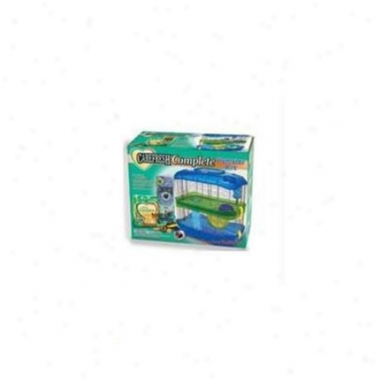 Ware Mfg.  Inc.  - Carefresh Kit- Hamster 9. 5 X16 X18. 5