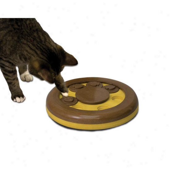 Ware Mfg Kit-e-quiz Interactive Cat Toy