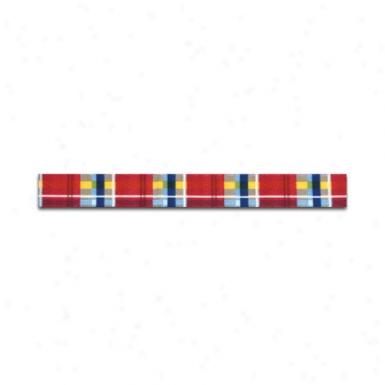 Yellow Dog Design Madras Standard Collar