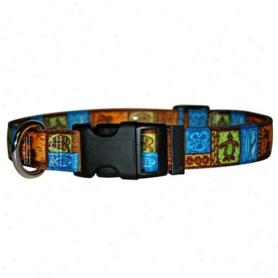 Yellow Dog Design Tiki Mark Criterion Collar