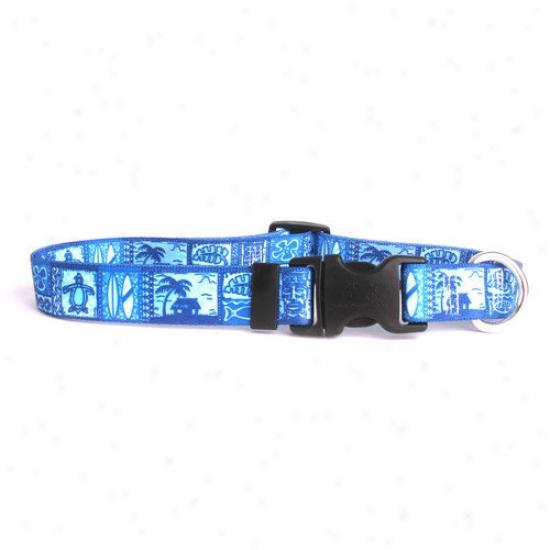 Yellow Dog Design Tiki Standard Collar