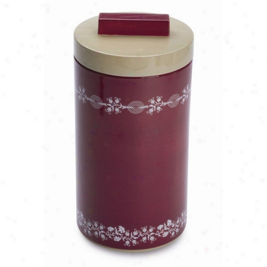 Yepyup Heliotrope Pet Food / Storage Jar