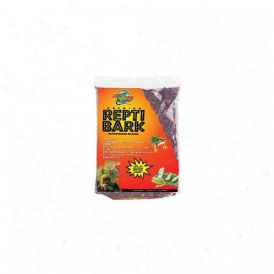 Zoo Med Labs 850-75008 Zoo Med Repti Bark 8 Quart Sack Because of 15 To 30 Gallon Tank