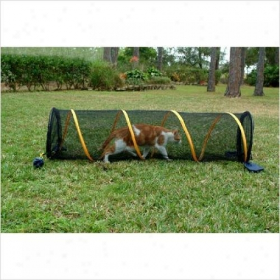 Abo 10580 Black Fun Run Safety Enclosure For Cwts Play Indoor