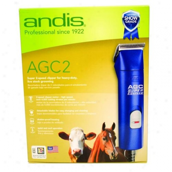 Andis 22445 Agc2 Super 2-speed Clipper