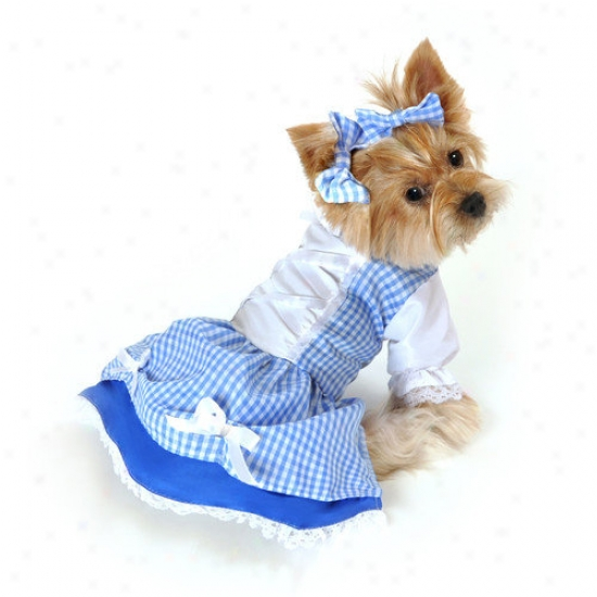 Aniit Accessories Dorothy Dog Costume