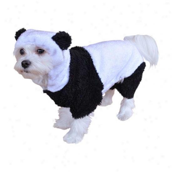 Anit Accessories Panda oDg Costume