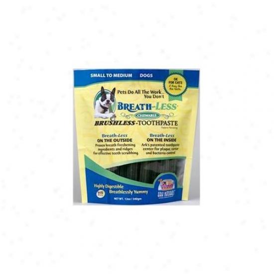 Ark Naturaos 6-32634-40000-2 Breathless Brushless Toothpaste 12 Oz