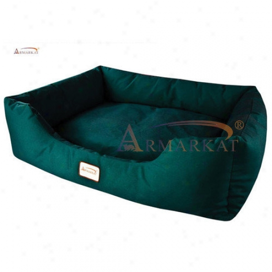 Armarkat Dog Bed In Laurel Green