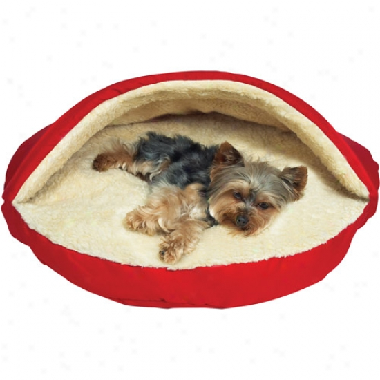 "As Seen On Tv Pet Cave Pet Bed-25"" Diameter"