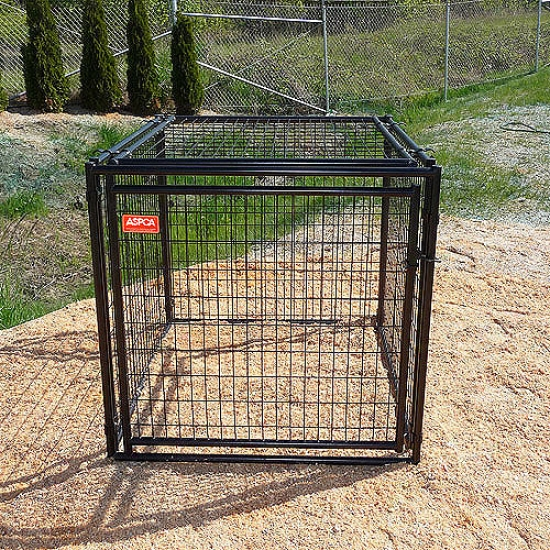 Aspca Heavy Duty Dog Kennel With Predator Tp, Multiple Sizes Available