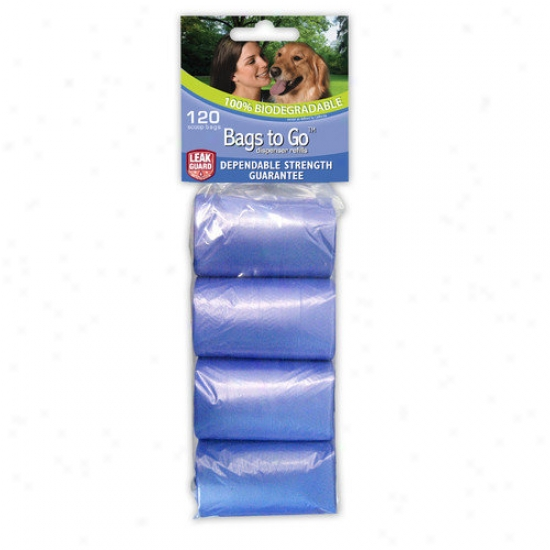 Bags-to-go Dispensrr Refill Dog Bags