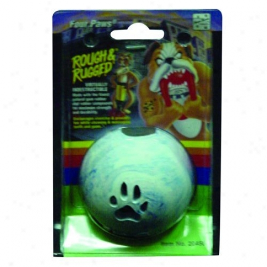 Ball-in-ball Dog Toy