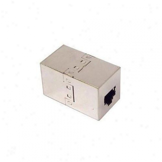 Belkin Metal Cat5 Rj45 In-line Cupler 2e34103