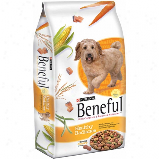 Beneful Dry Healthy Radiance D0g Feed, 3.5 Lbs