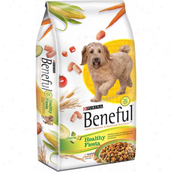 Beneful Healthy Fiesta Dog Food, 15.5 Lb