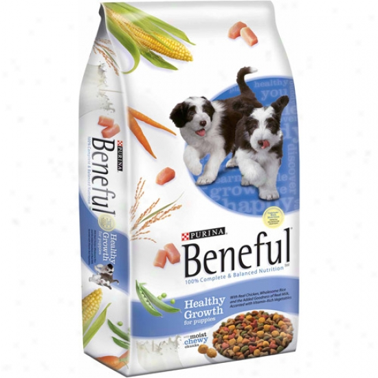 Beneful Healthy Growth For Puppies Dog Food, 7 Lb