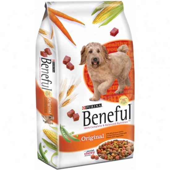 Beneful Original Dog Food, 15.5 Lb