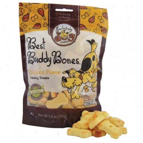 Best Buddy Bones - 5.5 Oz. Package - Case Of 12
