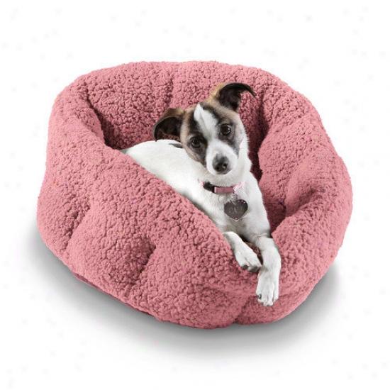 Best Friends By Sheri Deep Dish Cuddler Pet Bed