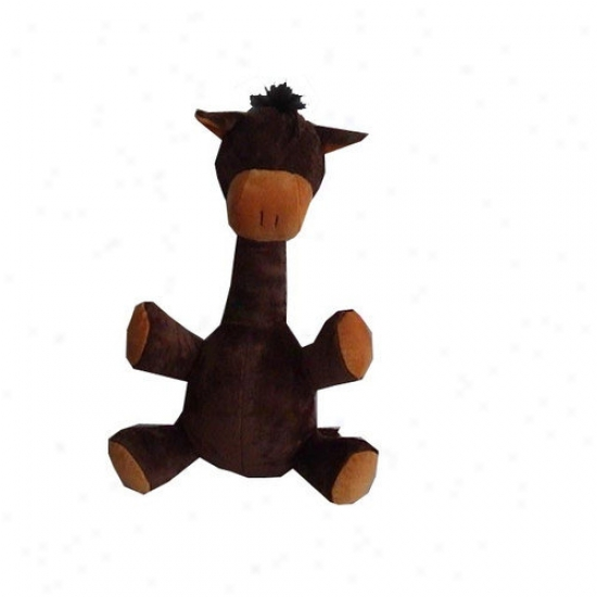 Best Pet Supplies Horse Plush Dog Toy