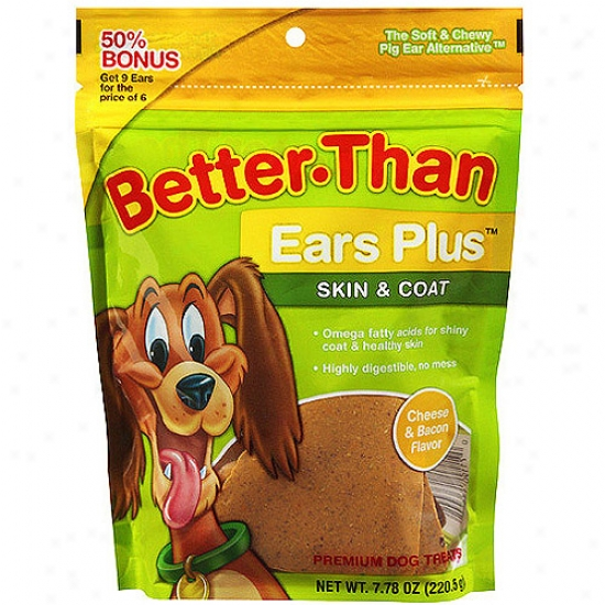 Better Than Ears Bacoon And Cheese 7.78oz