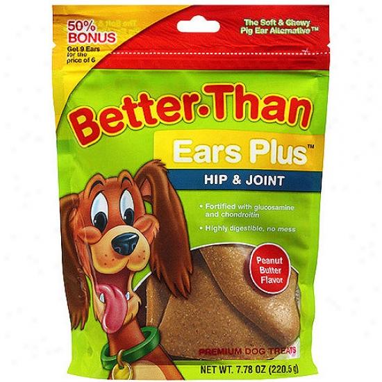 Better Than Ears Peanut Butter 7.78oz