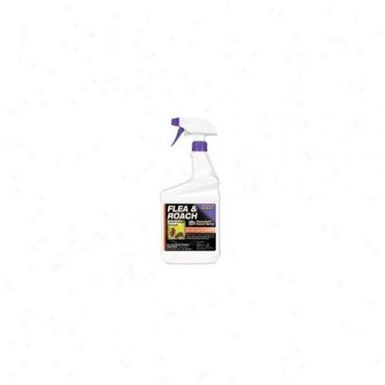 Bonide 917209 Flea And Roach Spray Rtu - Gallon-578