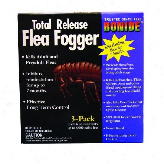 Bonise Products 685 Total Release Flea Fogger