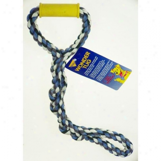 Booda 52204 Doskocil  Aspen Pet Assorter Dog Rope Tug