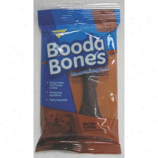 Booda Pet Products Bigger Bone Dog Treat