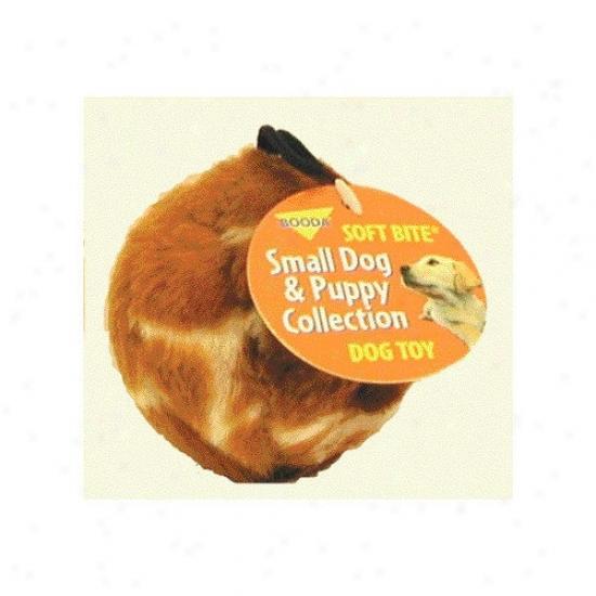 Booda Pet Products Skins Ball Giraffe Dog Toy