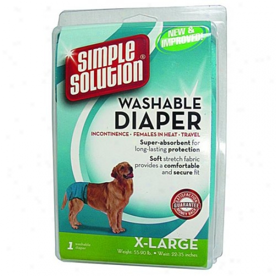Bramton 10595 Pupsters Washable Diaper