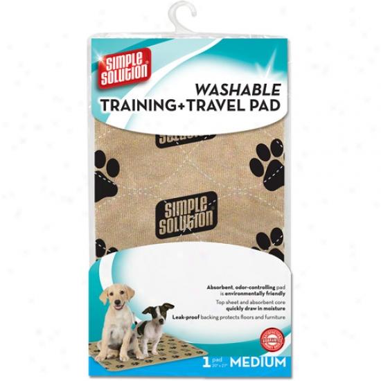 Bramton 11441 Simple Solution Washable Training + Travel Pad
