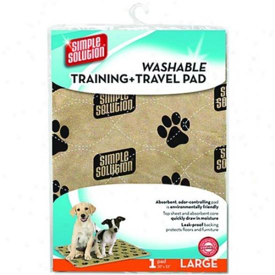 Bramton 11442 Simple Solution Washable Training + Travel Pad